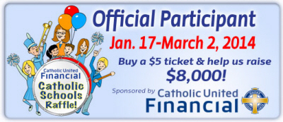 Catholic United Financial Raffle